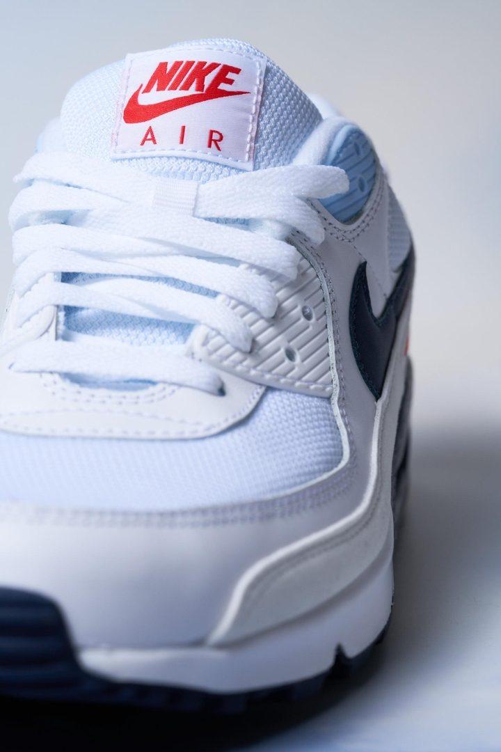 Nike Air Max 90 macro close