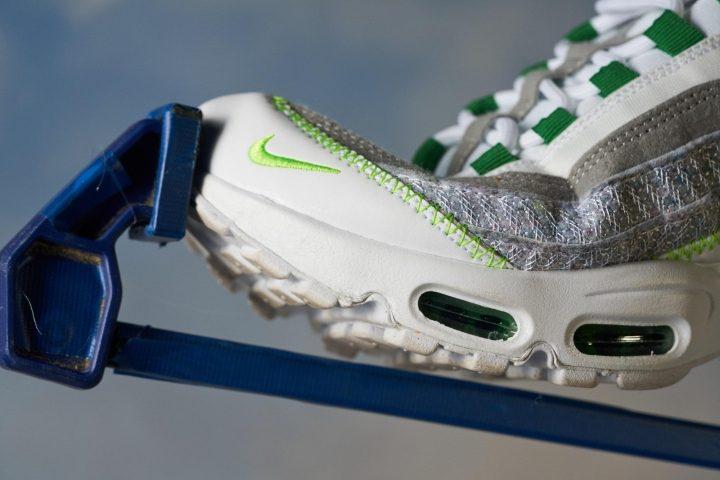 Nike Air Max 95 Flex and Bend