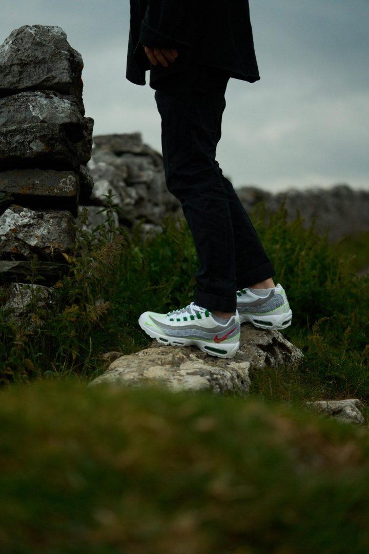 Nike Air Max 95 On Feet Wear Testing Review