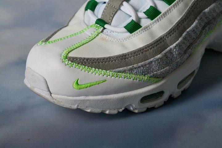 Nike Air Max 95 Speed Lacing