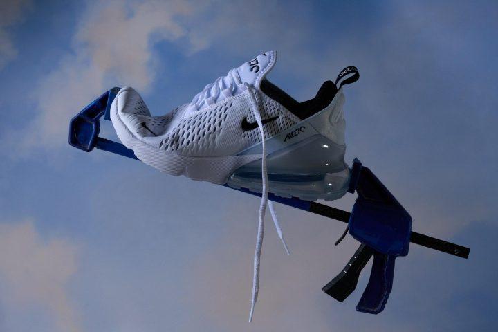 Nike Air Max 270 Flex Test