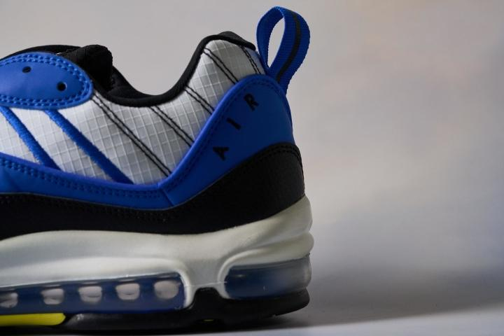 Nike Air Max 98 Heel Detail
