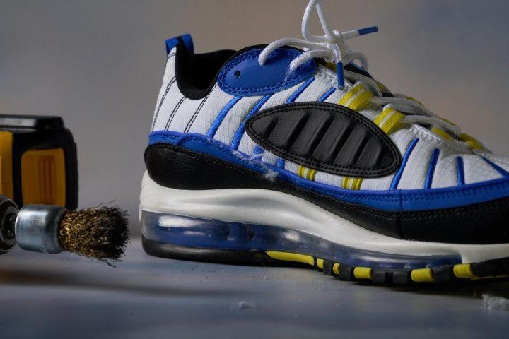 Nike Air Max Upper Material Durability