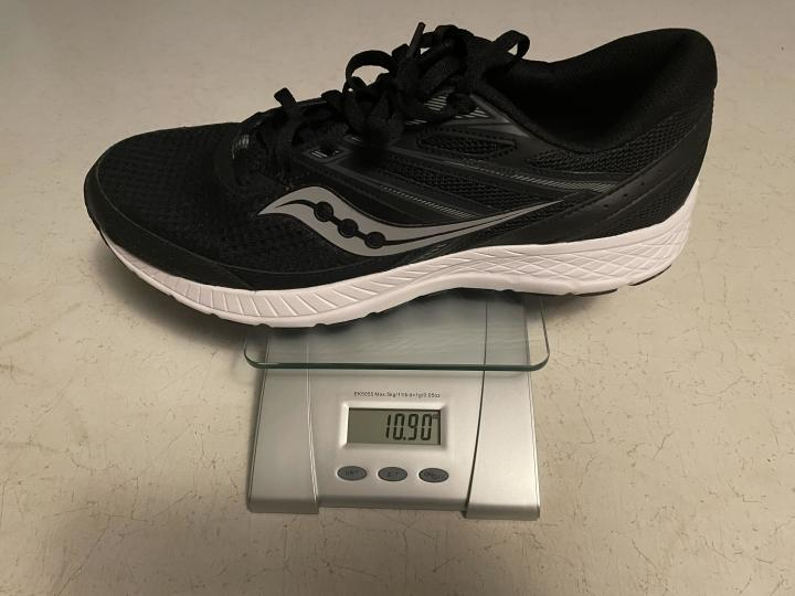 saucony-cohesion-13-weight.JPG