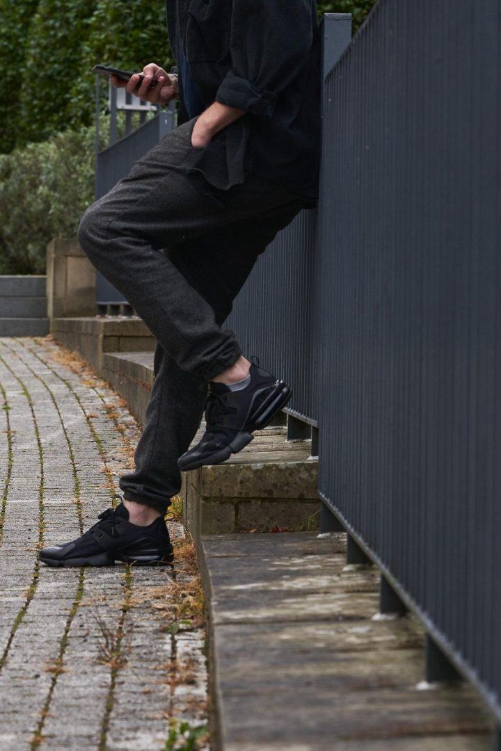 Nike Air Max Infinity On Foot