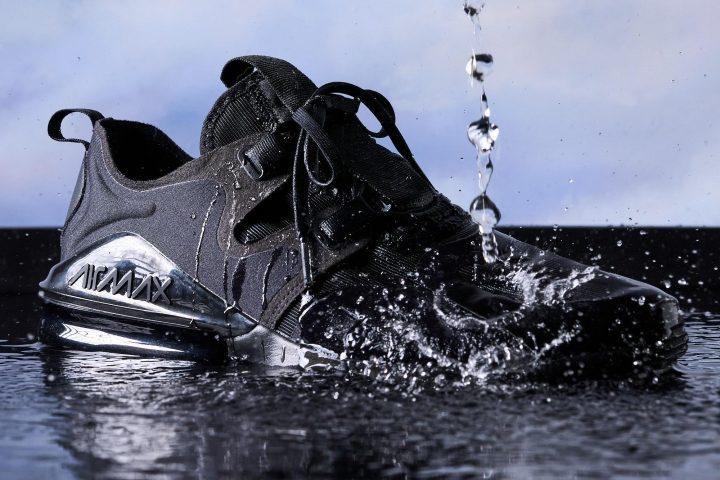 Nike Air Max Infinity Weather Testing