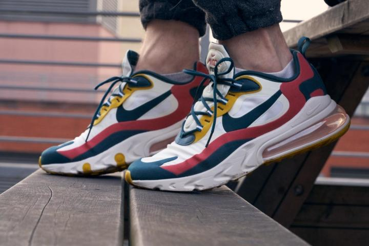Nike Air Max React 270 On Feet.jpg