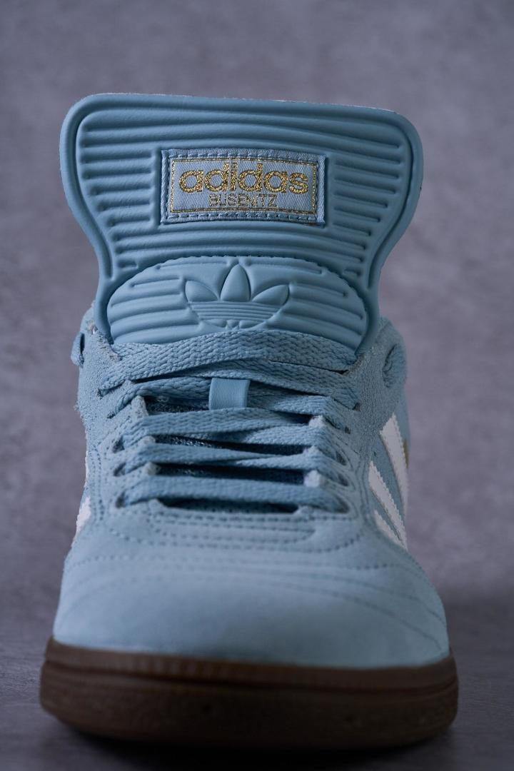 Adidas Busenitz review Front view