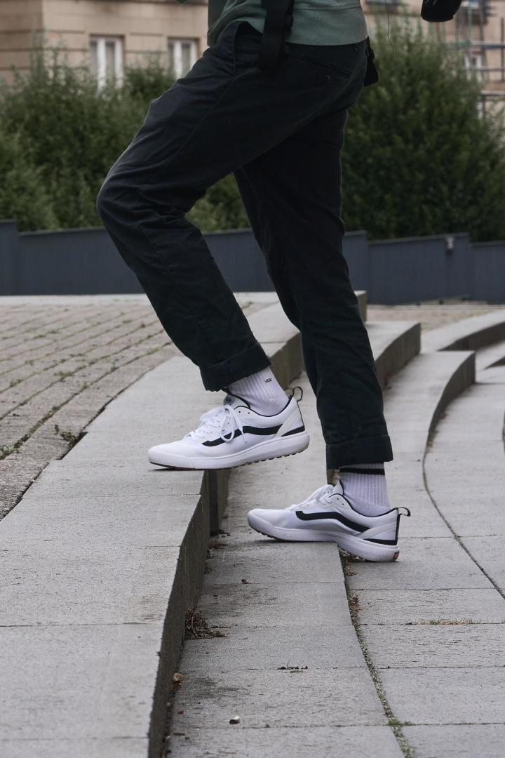 Vans UltraRange Exo On Foot review