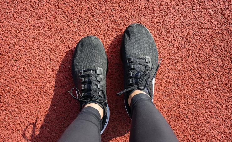 Nike Pegasus 37 toe box