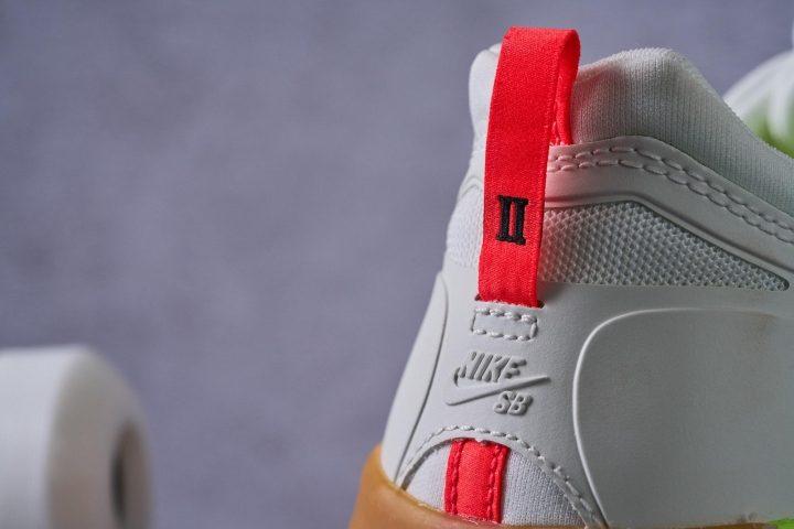 Nike SB Nyjah Free 2 Heel Detail