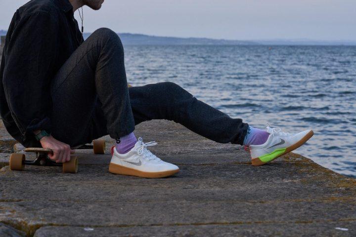 Nike SB Nyjah Free 2 Wear test review