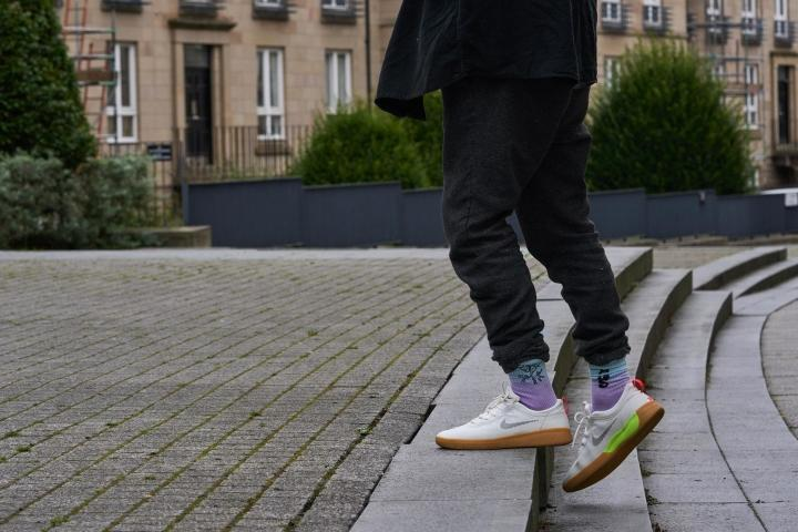 Nike SB Nyjah Free 2 On foot review outdoors