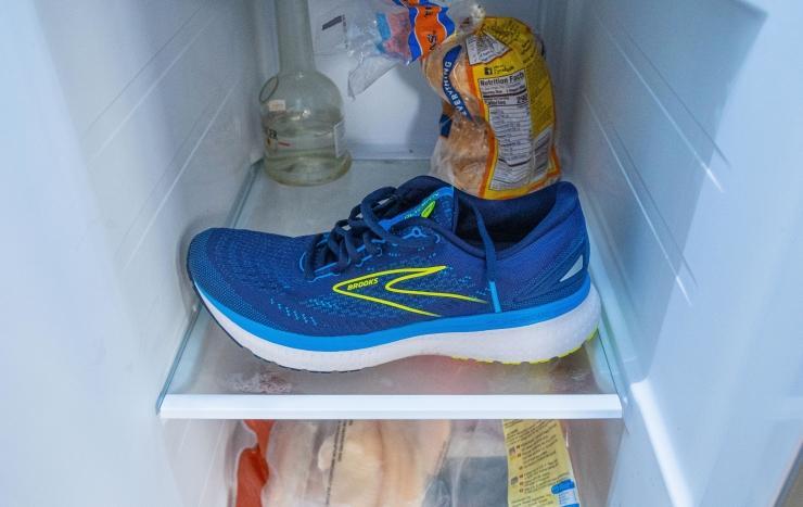 Glycerin 19 in the freezer