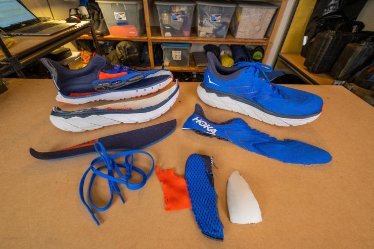 Arahi 5 pieces of the shoe