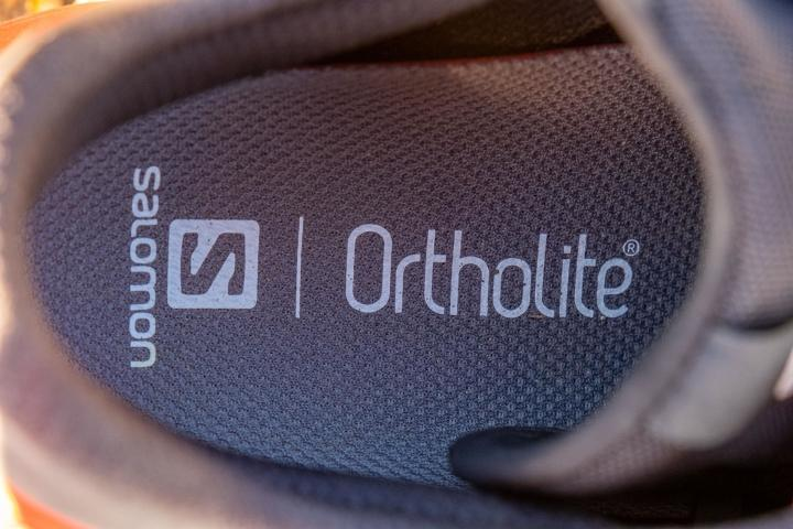 Salomon Sense Ride 4 ortholite insert