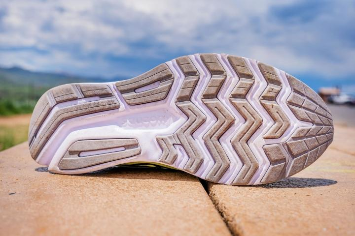 Saucony Ride 14 outsole