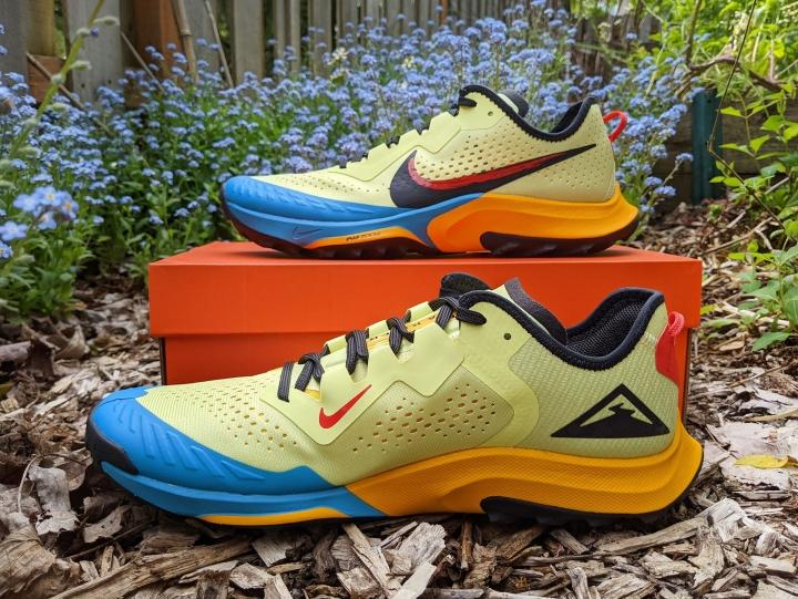 Nike Terra Kiger 7 out of the box