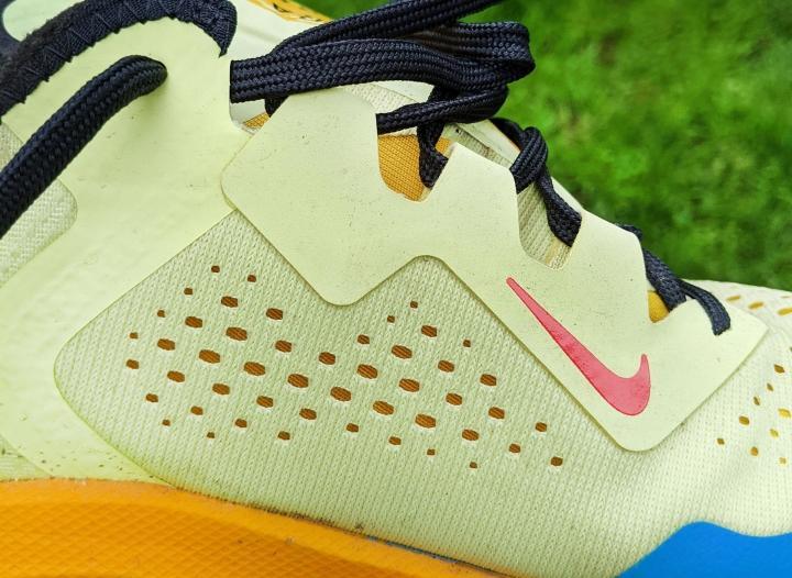 Upper on Nike Terra Kiger 7