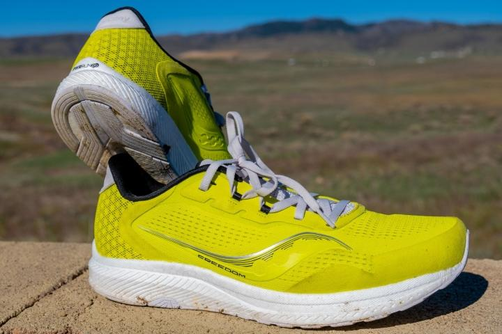 Profile picture of Saucony Freedom 4