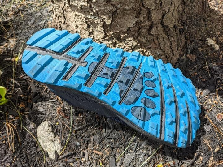 Outsole on Altra Timp 3