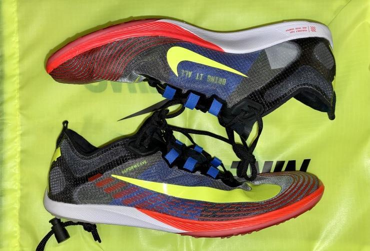 Nike Zoom Victory XC 5 fluo bag