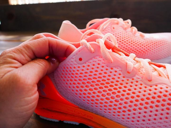Under Armour HOVR Sonic 4 upper