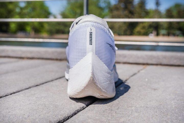 Nike ZoomX Vaporfly Next% 2 heel