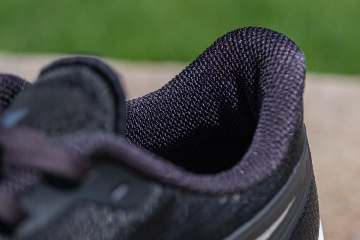 Saucony Axon heel padding