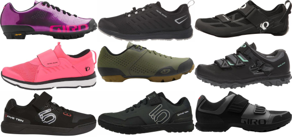 buy 2 holes cycling shoes for men and women