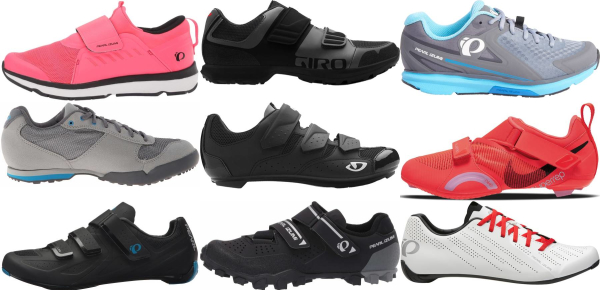 buy 2 holes indoor cycling shoes for men and women