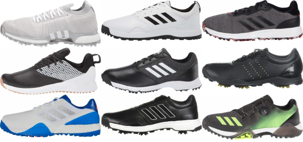 buy 2020 adidas golf shoes for men and women