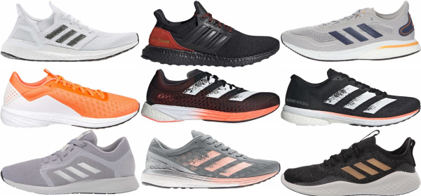 buy 2020 adidas running shoes for men and women