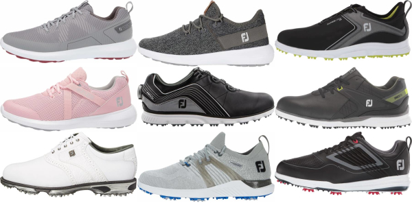 buy 2020 footjoy golf shoes for men and women