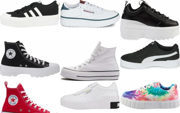 buy 2020 platform sneakers for men and women