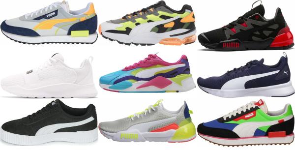 buy 2020 puma sneakers for men and women