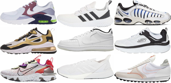 buy 2020 white sneakers for men and women