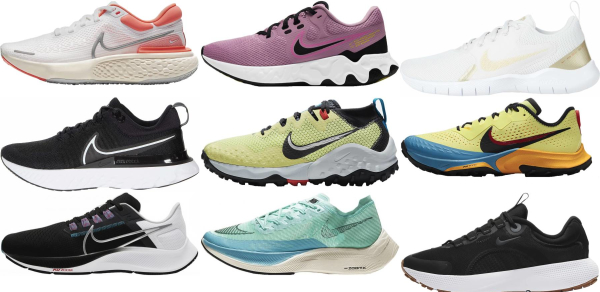 buy 2021 nike running shoes for men and women