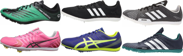 buy 3/16-inch track & field shoes for men and women