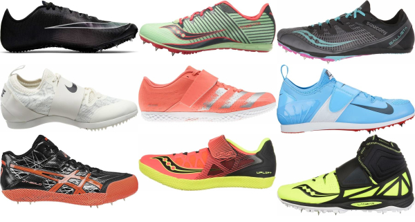 buy 3/8-inch track & field shoes for men and women