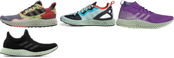 buy adidas 4d sneakers for men and women