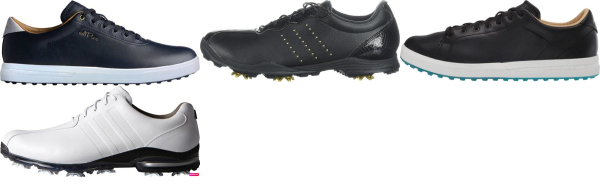 buy adidas adipure golf shoes for men and women