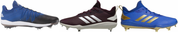 buy adidas adizero baseball cleats for men and women