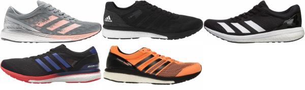 buy adidas adizero boston running shoes for men and women