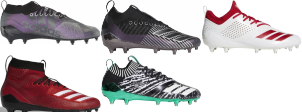 buy adidas adizero football cleats for men and women