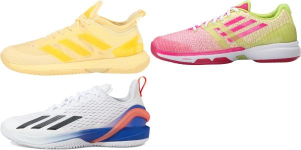 buy adidas adizero tennis shoes for men and women