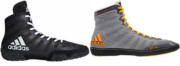 buy adidas adizero varner wrestling shoes for men and women