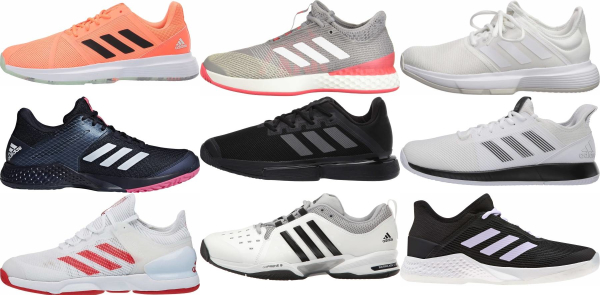 buy adidas all court tennis shoes for men and women