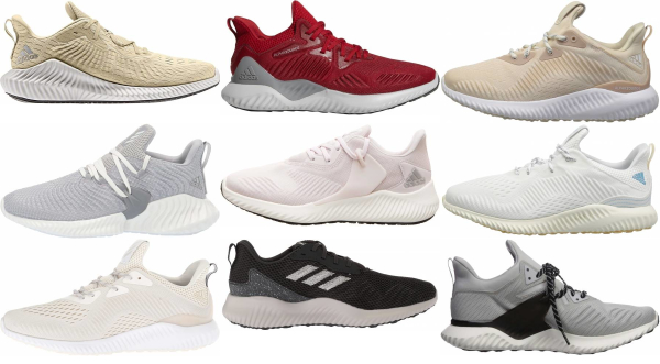 buy adidas alphabounce running shoes for men and women