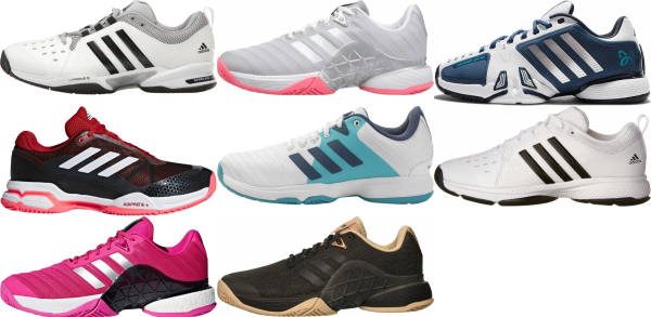 buy adidas barricade tennis shoes for men and women